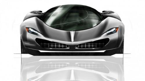 Siêu xe 1.200 mã lực mới sắp ra đời