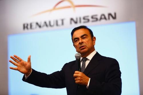 renault-nissan hợp tác sản xuất xe cỡ nhỏ - 1