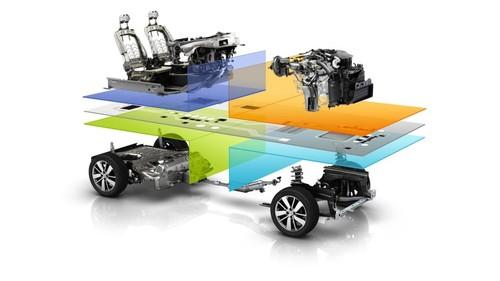 renault-nissan hợp tác sản xuất xe cỡ nhỏ - 2