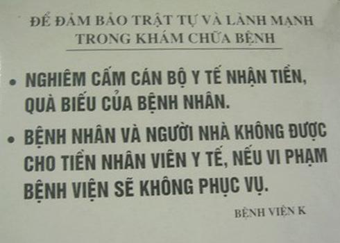 Tiêu điểm - 'Bệnh phong bì' ở Việt Nam trên báo Anh (Hình 2).