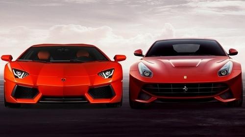 Ferrari-F12-Berlinetta-vs-Lamborghini-Av