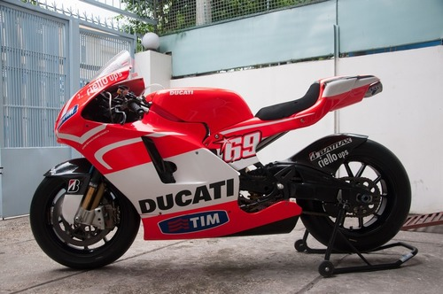 siêu môtô ducati mạnh nhất về việt nam - 1