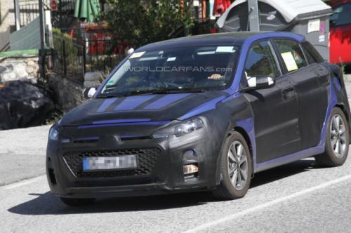 Xe Hyundai I20 2014 thế hệ mới