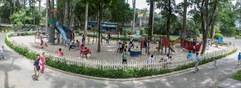 Dành 15 tỷ đồng xây sân chơi quốc tế cho trẻ nhỏ 0