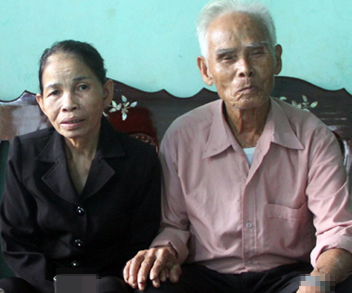 Cưới vợ ở tuổi 83