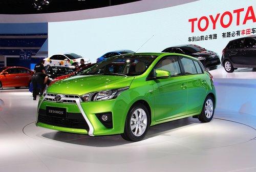 Toyota Yaris 1.5 ra mắt tại Trung Quốc