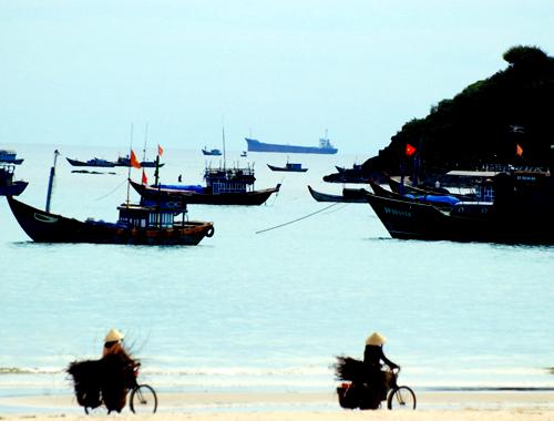 Quảng Ngãi: Bí ẩn 'nghĩa địa tàu cổ' ở vùng biển Bình Châu - Ảnh 2
