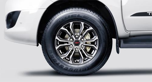 Toyota Fortuner 2014 phiên bản nâng cấp giá bao nhiêu tiền