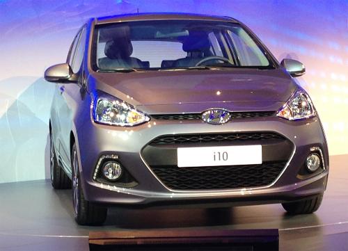 hyundai i10 1 4761 1378802299 Hyundai ra mắt i10 mới
