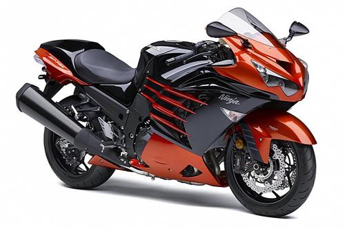 siêu môtô kawasaki zx-14r 2014 ra mắt - 1