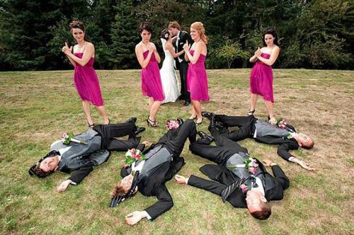 Tin tức cưới hỏi: Những kiểu đám cưới độc đáo, vui nhộn trên thế giới