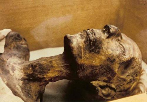 Những xác ướp cổ nổi tiếng thế giới