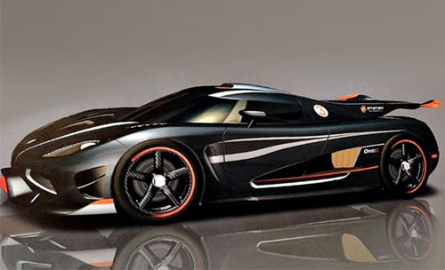 Koenigsegg One:1 tự tin soán ngôi Bugatti Veyron