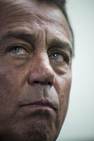 Chủ tịch Hạ viện John A. Boehner