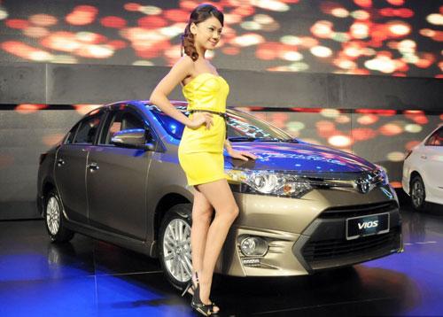 Toyota Vios 2014 Mới Giá Bao Nhiêu