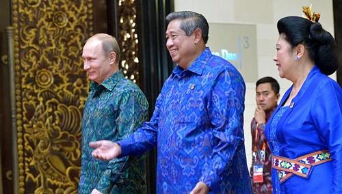 Thời trang của các thủ lĩnh tham gia APEC