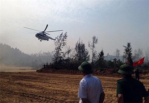 Ngày 9-10, Đoàn công tác Bộ Quốc phòng và Quân khu 4 do Trung tướng Nguyễn Quốc Khánh, Phó tổng Tham mưu trưởng Quân đội nhân dân Việt Nam dẫn đầu đã đến khu vực Vũng Chùa - Đảo Yến kiểm tra công tác chuẩn bị tại vị trí an táng thi hài Đại tướng Võ Nguyên Giáp.