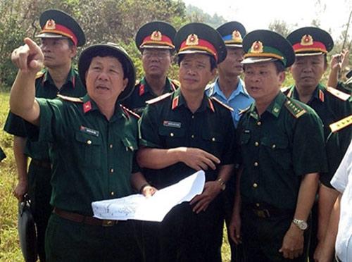 Đoàn công tác đã làm việc với ông Võ Điện Biên, con trai Đại tướng Võ Nguyên Giáp, đại diện UBND tỉnh Quảng Bình, Bộ Giao thông vận tải và các lực lượng khác về việc đẩy nhanh tiến độ thực hiện công tác chuẩn bị cho Lễ an táng sẽ diễn ra vào ngày 13-10.