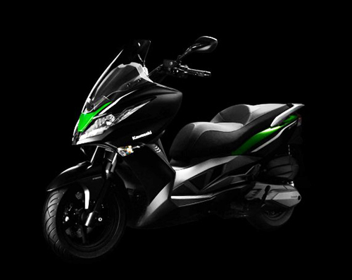 j300 - scooter mới của kawasaki - 2