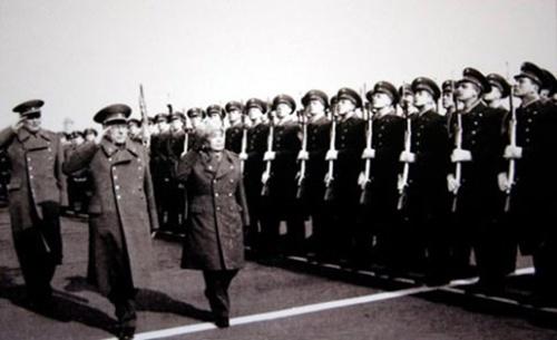 Kho tư liệu về Tướng Giáp của chàng thanh niên Nga