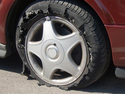 Các sự cố hay gặp khi lái xe