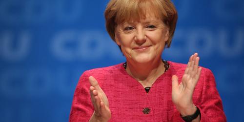 Thủ tướng Đức Angel Merkeldẫn đầu danh sách 100 Phụ nữ Quyền lực nhất Thế giới do tạp chí Forbes bình chọn