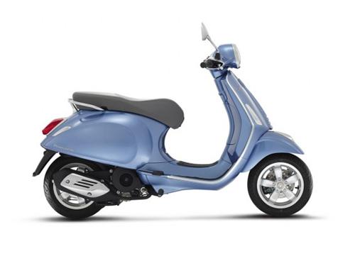 Xe ga Vespa Primavera 125 lộ diện