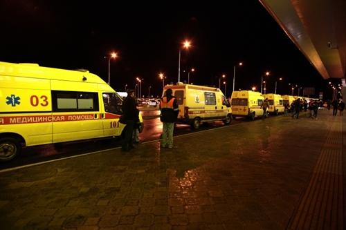 Các nhân viên cứu hộ đã tìm được thi thể của 50 nạn nhân, Trung tâm Y tế thảm họa của hãng hàng không Tatarstan cho biết.