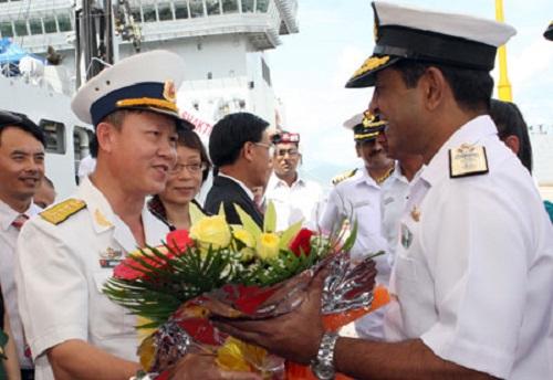 Ấn Độ huấn luyện 500 thủy thủ tàu ngầm Việt Nam
