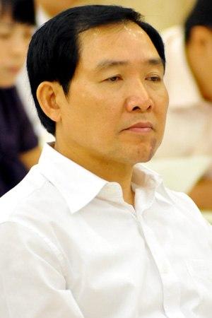 Cựu chủ tịch Vinalines Dương Chí Dũng sắp hầu tòa
