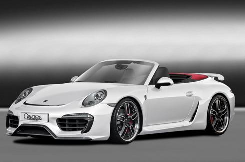 Xế độ Porsche 911 Cabriolet 2013