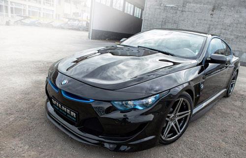 BMW serie 6 độ phong cách cá mập