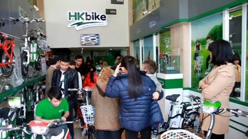 Xe đạp điện buôn bán ế dần vào cuối năm