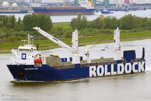 Dự kiến tàu sẽ vào Biển Đông và về quân cảng Cam Ranh vào cuối tuần này.