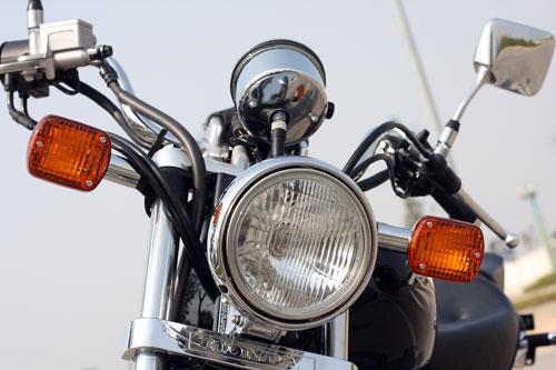 Honda Rebel 250 2014