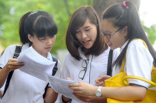 Lịch thi ĐH, CĐ năm 2014