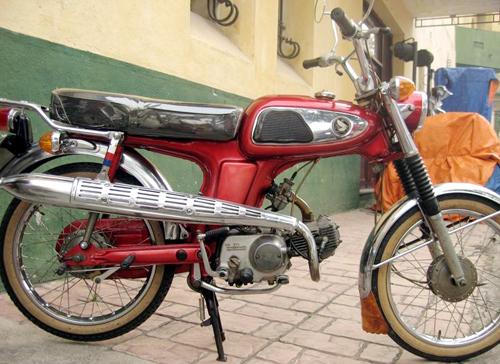 Honda 67 hàng hiếm ở Sài Gòn