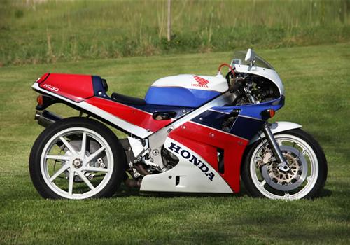Những xu hướng xe môtô đẹp thập kỷ 80