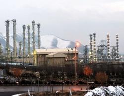 Iran ngừng làm giàu uranium
