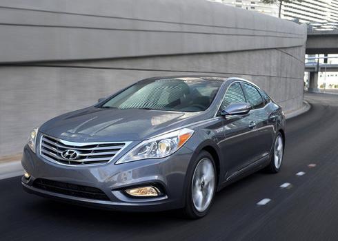 Hyundai Azera 2014 giá từ 31.000 USD