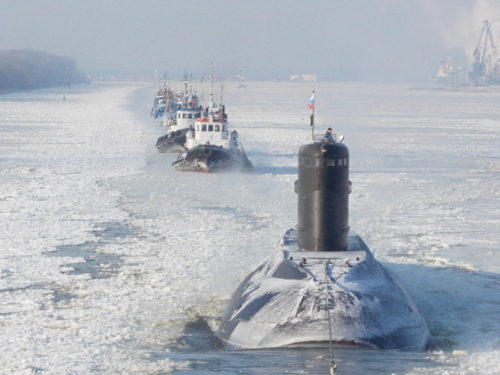 Tàu Hồ Chí Minh là tàu ngầm thế hệ thứ 3 thuộc Dự án 636 Varshavyanka (NATO gọi là Kilo), đồng thời là chiếc thứ hai mà Nga bàn giao cho Việt Nam trong hợp đồng gồm 6 chiếc.
