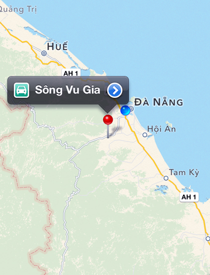 Vùng hạ du sông Vu Gia của Quảng Nam và Đà Nẵng đang bị đe dọa cạn kiệt nguồn nước trước dự thảo Quy trình vận hành liên hồ chứa của Bộ Tài Nguyên Môi trường.