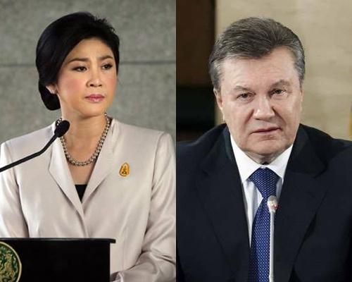 Điểm chung của khủng hoảng Ukraine và Thái Lan