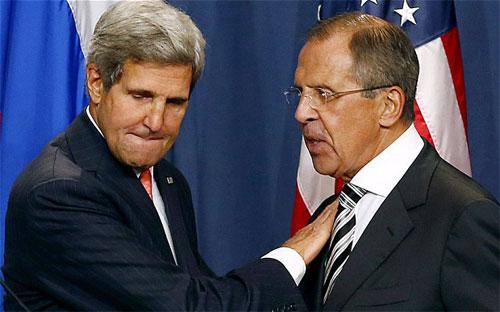 Nga không đứng sau vụ chiếm chính quyền nam Ukraine