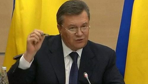 {Yanukovych