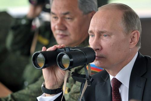 {Putin