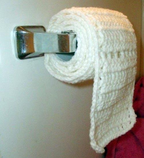 Mềm mại với len.