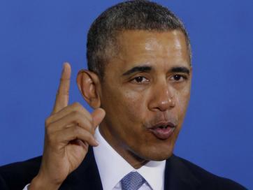 Obama yêu cầu Nga xuống thang trong vấn đề Ukraine