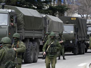 Yanukovych xin Nga điều quân tới Ukraine