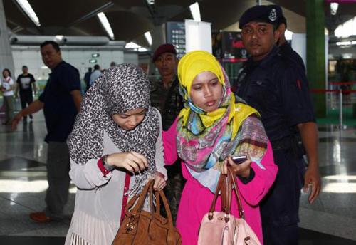Chuyến bay mang số hiệu MH370 của hãng hàng không Malaysia Airlines xuất phát từ Kuala Lumpur rạng sáng nay, với 227 hành khách và 12 thành viên tổ bay. Nó dự kiến đến Bắc Kinh sáng sớm nay